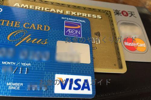 クレジットカード払いのキャンセルはすぐには返金されない
